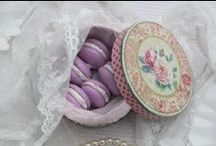 Macarons / A Little Bit French / by Denise