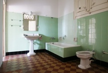 Monapart Bathrooms / Heart-stirring bathrooms of some of the most atypical homes in Barcelona. / by Monapart