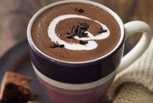 Coffee Chocolate & Chai / Coffee, Chocolate & Chai Drink and Food Recipes.  / by Denise