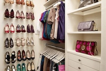 Closet solutions / ideas makes your life easyer  / by Andrea Kačmar