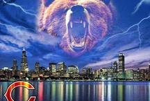 Chicago Bears (Da Bears)! / by Diane Dahle Simaitis