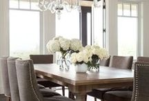 Kitchens/Dining Areas / by Katie Parker