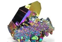 Crystals & Gems / by Sara Johnston-Lee
