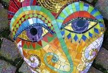 mosaics / by Sandra Childs