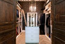 GENEVIEVE'S RENOVATION- MBR CLOSET / by Genevieve Gorder Home