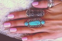 Nails / by Jessi Biagioni