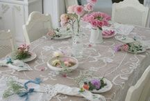 An Afternoon Tea Party / by Denise