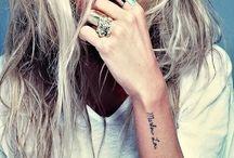 Tattoos & Piercings / by Jessi Biagioni