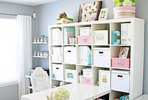Craft Room / by Southern Fabric