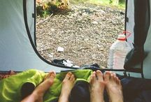 The Great Outdoors / camping and adventure / by Ashley Sommer