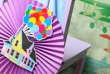 Kids' Party Ideas / Kids' birthday party ideas, kids' party food, kids' party inspiration, homemade party decorations, and even DIY birthday gifts!