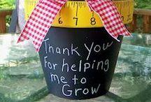 Homemade Teacher Gifts / teacher thank you, homemade gifts for teachers,easy teacher gifts, homemade teacher gifts,