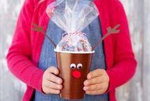 Kindergarten Christmas Crafts / kindergarten christmas crafts, christmas games for kids, christmas activities, christmas activities for kids, christmas ideas for kids, kid christmas crafts, kids christmas ideas / by AllFreeKidsCrafts