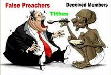 Tithing - Kymmenykset