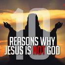 Jesus is not God