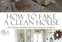 Cleaning / by Kim Cammack Hesson