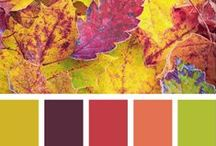 Color Schemes / Color schemes are a fun way to get inspiration! I love color and texture and often look to these things for inspiration in so many things. Find inspiration for your home decor, craft projects, art, and so much more! Thanks for following. / by Kim Cammack Hesson