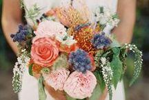 Bouquets / Wedding bouquet inspiration.