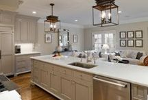 THE BEST: Kitchens / Kitchen design and decor ideas!