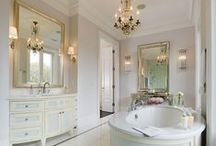 THE BEST: Bathrooms / Just general ideas for bathroom inspiration.