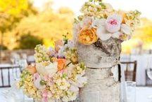 Vases / Vases + non-vase items masquerading as vases = awesome wedding decor ideas.