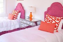Girl's Room Ideas / Sugar and Spice and Everything Nice! Find some fun ideas for a girl's room here!  From little girl's to teenagers and every moment in between!