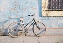 bicicleta / bicycle  -  velo