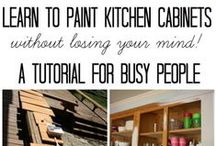 DIY for the house / by Alyssa R-T
