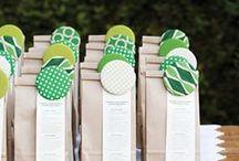 Wedding Favors / Fun wedding #favor and packaging ideas!