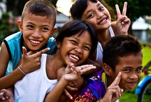 Happiness / A little girl from Baan Tharn Namchai Orphanage #Thai #Child #Burmese #Asian