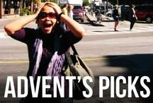 Advent's Picks