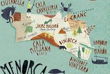 Maps and Travel Infographics / Cool maps and travel infographics found on the web