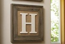 Home Decor / by Megan Hawks
