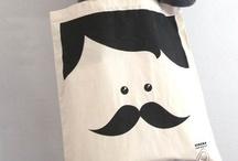 Mustache / by Sunbasilgarden Soap