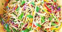 Salads / Recipes and new ideas for making and eating Salads.