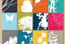 Calendars / by Sunbasilgarden Soap