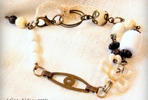 Be Jeweled By Me! / I love mixing vintage and new items to create jewelry.  I'm always on the hunt for unique and one of kind components to add to my pieces!  Thanks for stopping by! / by Kim Cammack Hesson