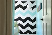 Chevron / I don't think Chevron will ever go out of style. A collection of everything chevron.