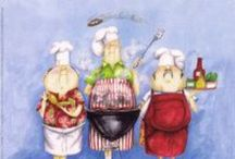 GRILLING / Outdoor cooking / by Lou Ann Kissock