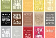 Free Printables / Free colorful printables for every use under the sun.