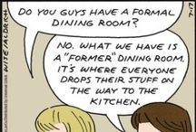 DINING ROOM / Room for chewing / by Lou Ann Kissock