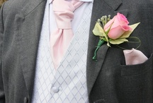 Groom & Groomsmen / The latest fashions and trending style ideas for the groom and groomsmen