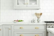 Kitchen / by Charlotte Hamrick
