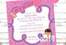 Doc McStuffins Inspiration / by Stampin' Fanatic!