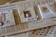 Crafting - Handmade by Me / I love most things crafty, but have a real love for things created with wood!  Here you can find things that I have created in the past.  I love to add the found and vintage items to these as well. / by Kim Cammack Hesson