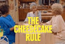 CHEESECAKE / With the best type of cheese...cream cheese / by Lou Ann Kissock