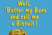 BISCUITS and BREADS / Gravy soakers / by Lou Ann Kissock