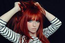 Coppers & Reds / #redhead #copperhair #aurburnhair