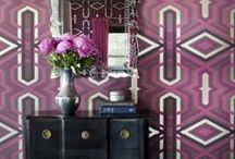 Color of the year: RADIANT ORCHID / Radiant Orchid blooms with confidence and magical warmth that intrigues the eye and sparks the imagination. It is an expressive, creative and embracing purple—one that draws you in with its beguiling charm. A captivating harmony of fuchsia, purple and pink undertones, Radiant Orchid emanates great joy, love and health.