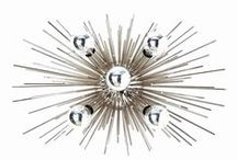 Wall Lighting/Sconces / Find the perfect sconce for your hallway, flanking your fireplace, your entrance, bathroom and anywhere else you need a little wall lighting.  Your sconces can be beautiful, funky and functional!